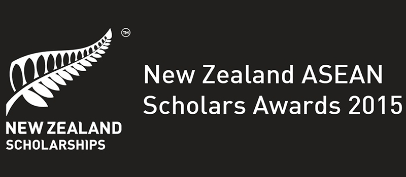 học bổng new zealand asean scholars awards